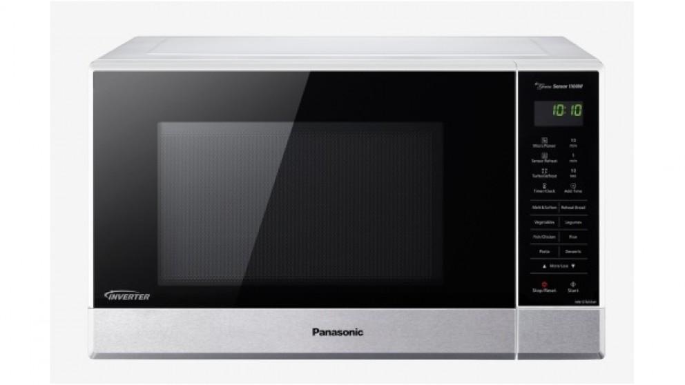 Panasonic NN-ST655W Sensor 32L Microwave Oven - White