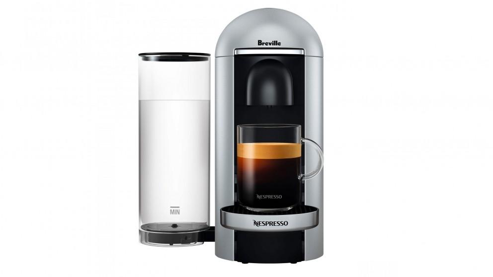 Buy Breville Nespresso Vertuo Plus Coffee Machine Silver