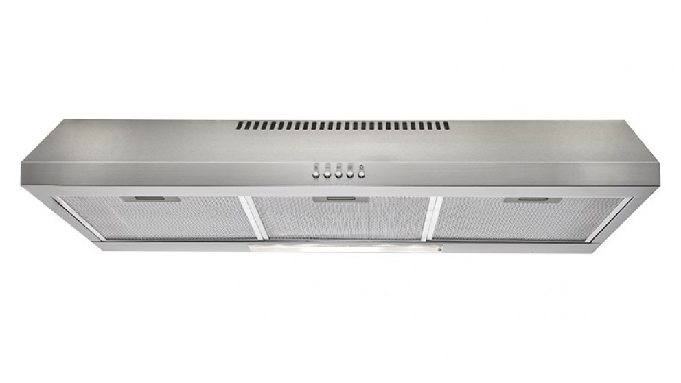 Euromaid 90cm Fixed Rangehood - Stainless Steel