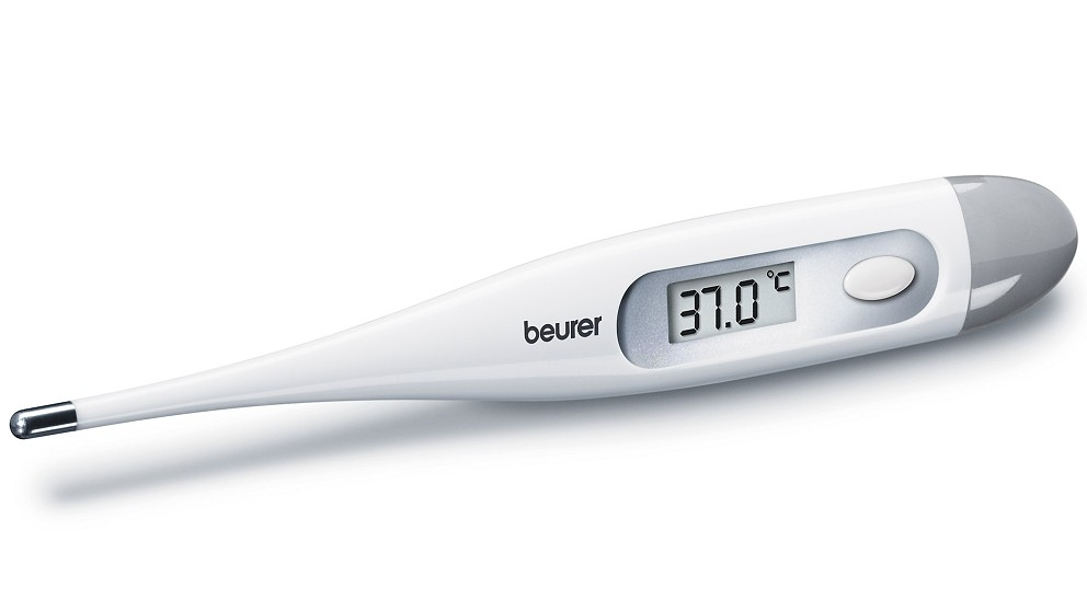 Beurer FT09 Digital Thermometer - White