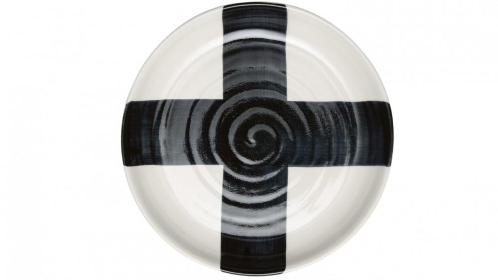Robert Gordon Abstract Cross Side Plate