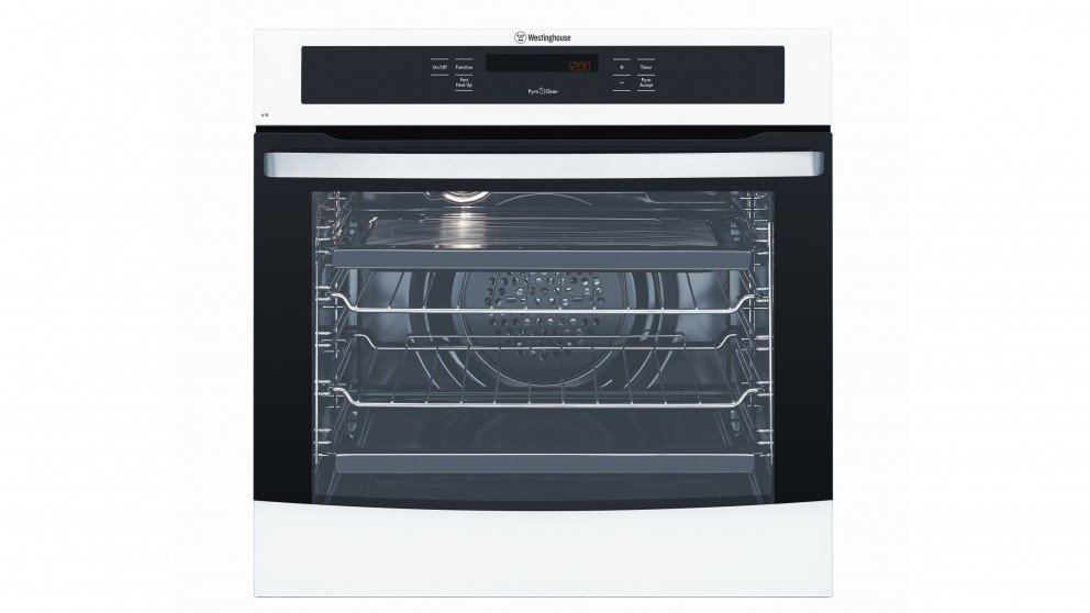 Westinghouse WVEP618W 80L Multifunction Oven - White