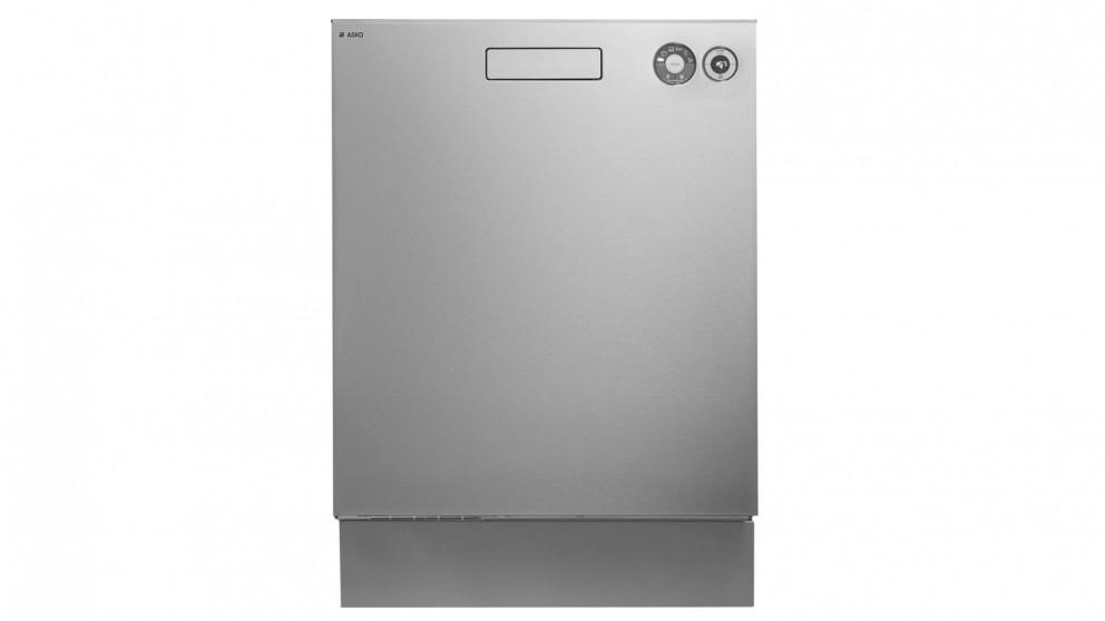 Asko 82cm Dishwasher - Silver