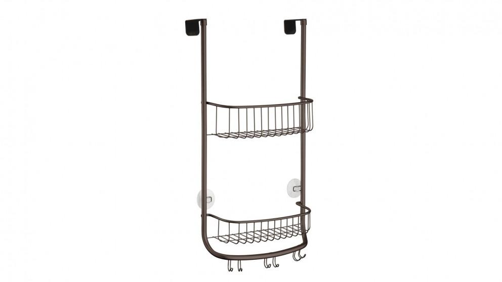 Buy Forma Over the Door Shower Caddy - Bronze   Domayne AU