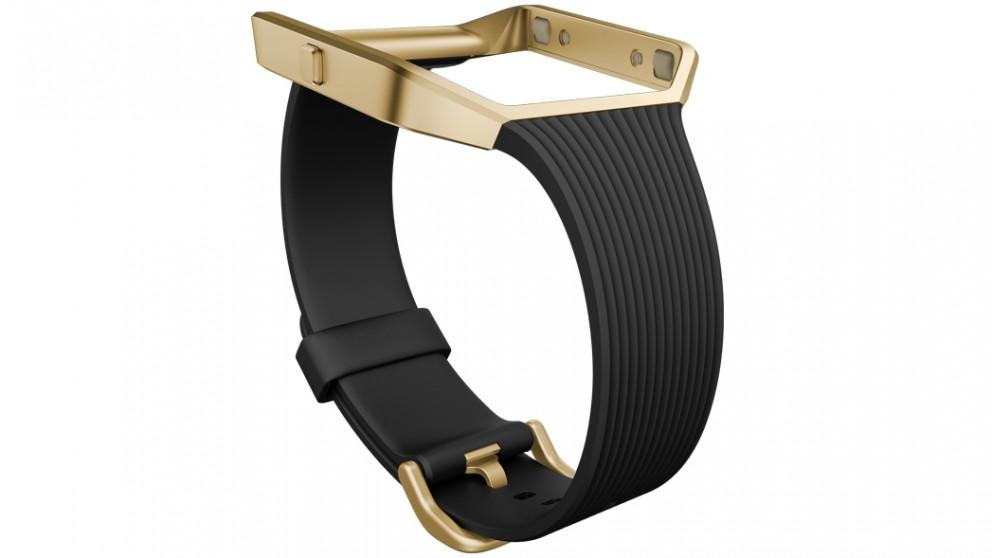 Fitbit Blaze Large Slim Band - Black