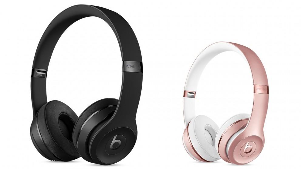 b61ee4eef0a Buy Beats by Dr. Dre Solo3 Wireless On-Ear Headphone | Domayne AU