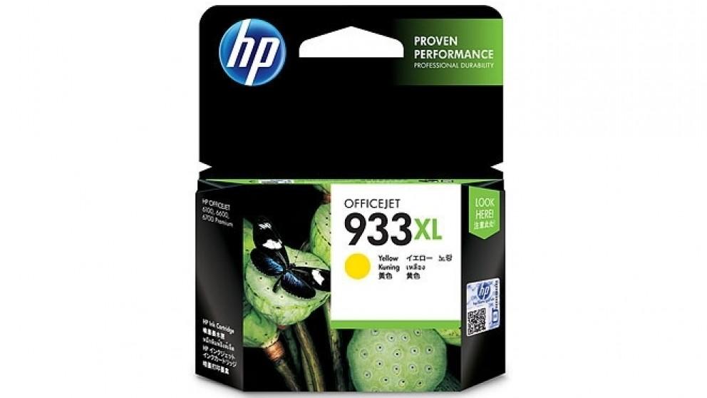 HP 933 XL Yellow Officejet Ink Cartridge