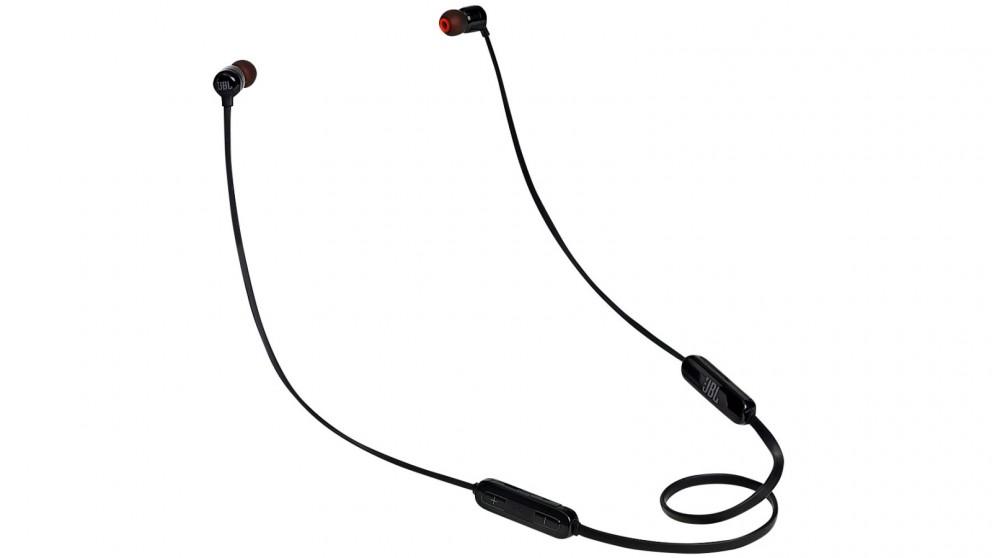 JBL T110BT Wireless In-Ear Headphones - Black