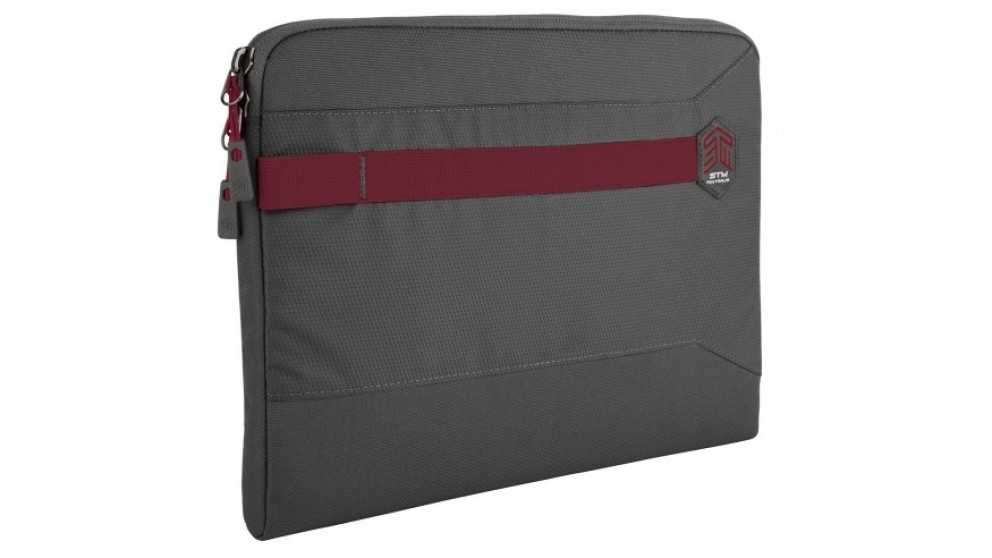 "STM Summary 13"" Laptop Sleeve - Granite Grey"