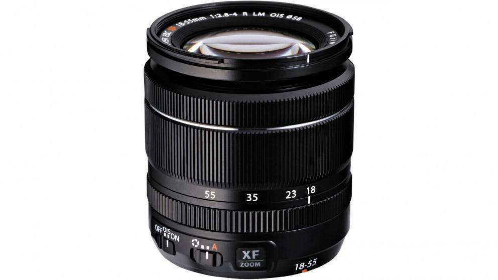 Fujifilm X Series XF18-55mm F2.8-4 LM Lens