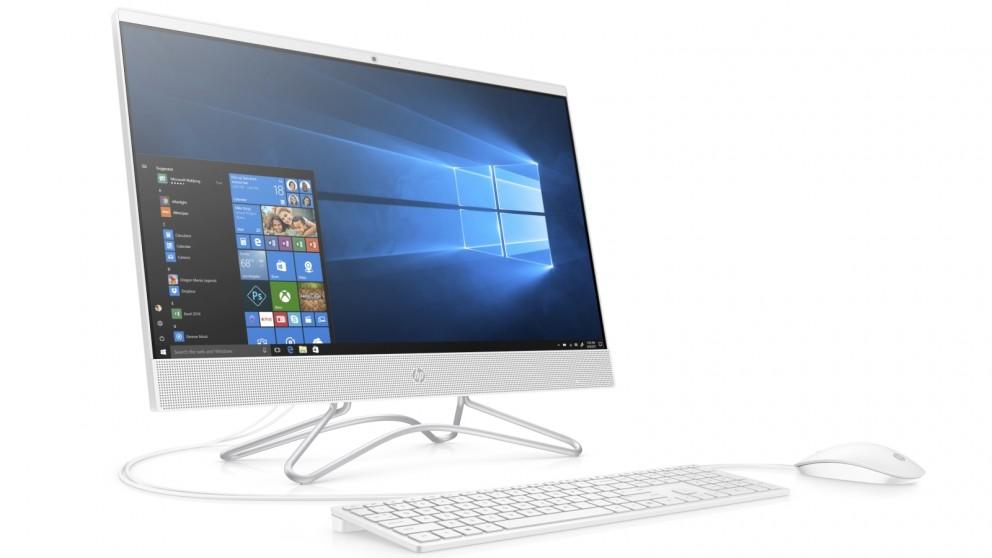 HP 23.8-inch 24-F0036A All-in-One Desktop