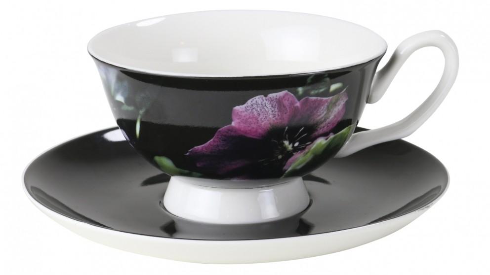 Robert Gordon Hellebore Cup and Saucer