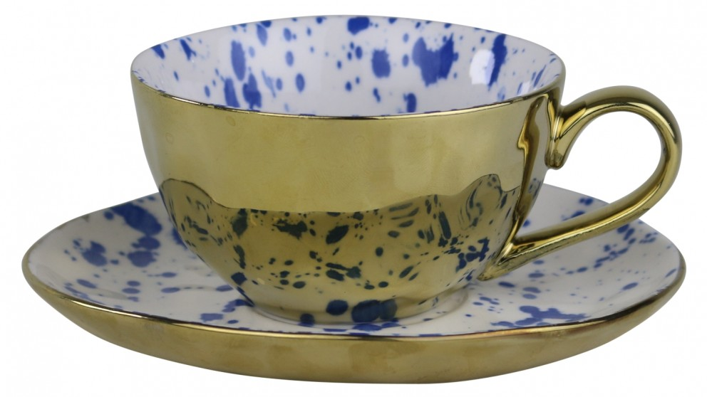 Robert Gordon Babylon Cup & Saucer