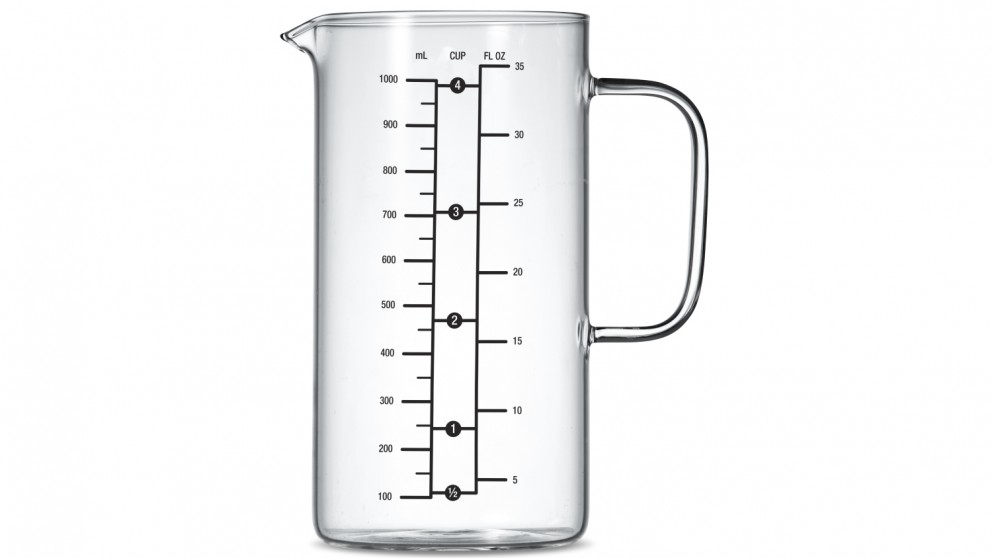 Salt & Pepper Mode 1L Measuring Jug