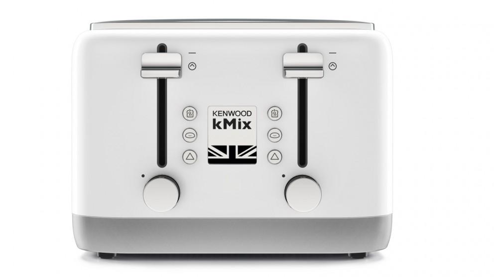Kenwood kMix 4 Slice Toaster - White