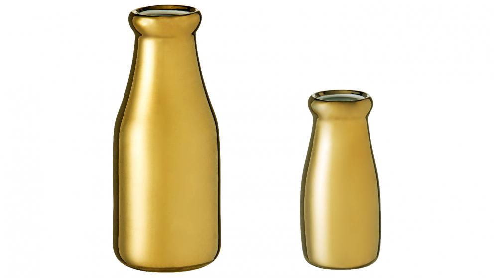 Robert Gordon Glow Milk Bottle Gold