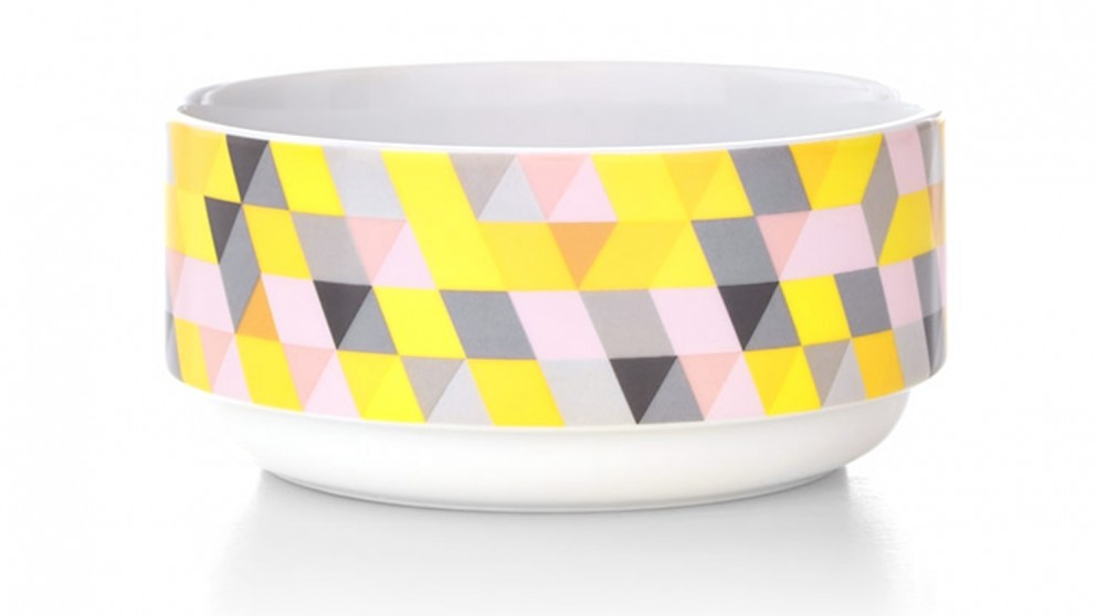 Aura Nio Stacking Bowl - Maize