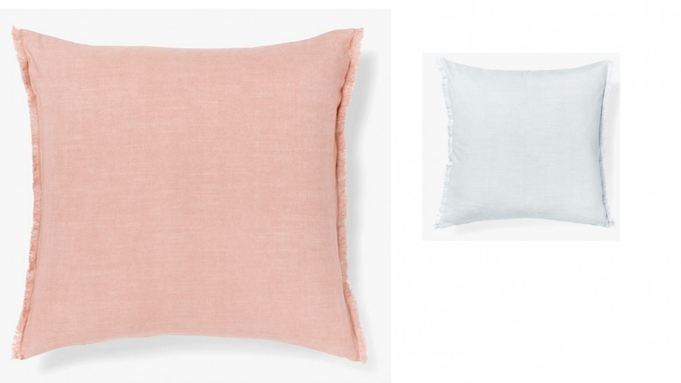 Aura Fringe Cushion