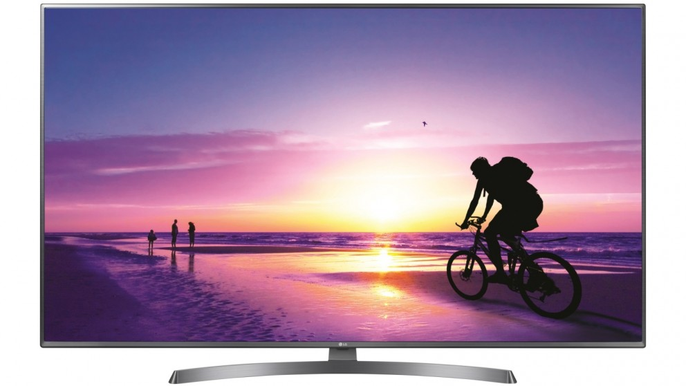 bb4e7cfb0 Buy LG 55-inch UK65 4K Ultra HD LED LCD AI ThinQ Smart TV