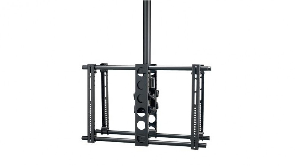 "Sanus 37"" - 70""  Double Sided Ceiling TV Mount - Black"