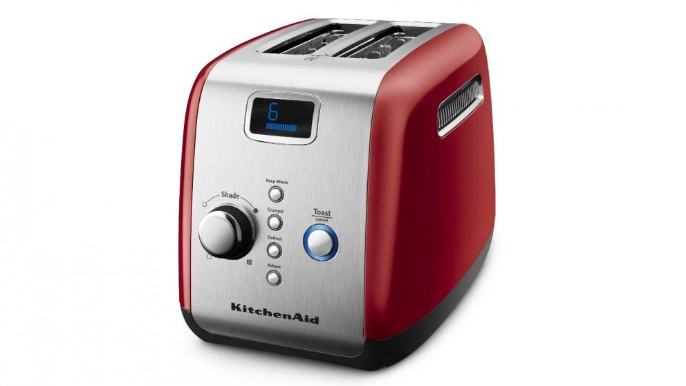 KitchenAid 2 Slice Toaster - Empire Red