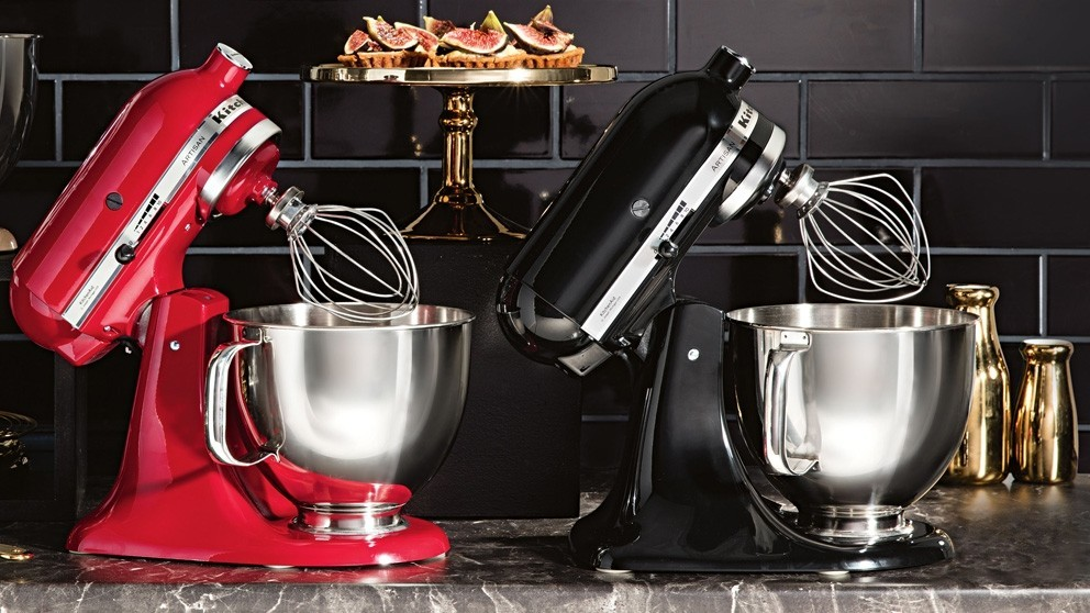 KitchenAid KSM160 Artisan Stand Mixer