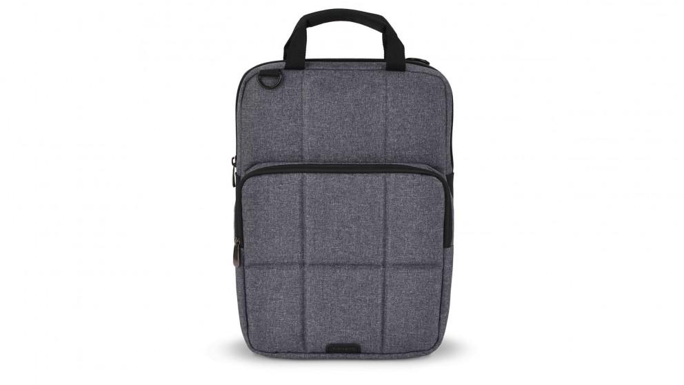 """Targus Rugged Vertical 14"""" Laptop Slipcase - Grey"""