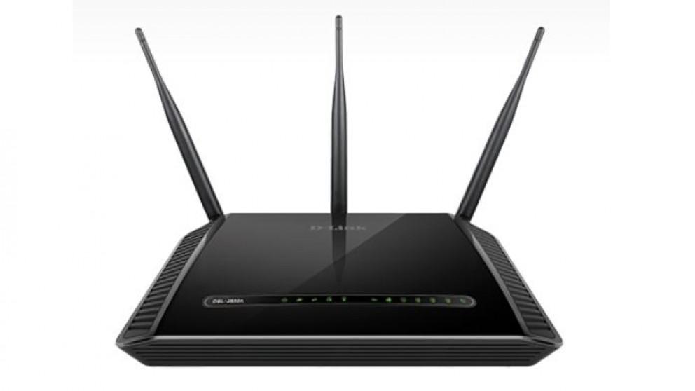 D-Link Python AC1600 Dual-Band Modem Router