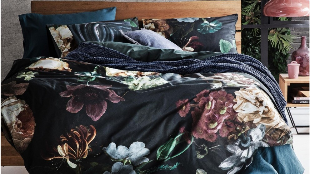 Linen House Winona Ivy Quilt Cover Set