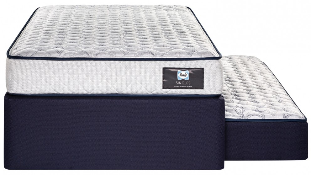 Sealy Singles Trilogy Mattress U0026 Trundle Set