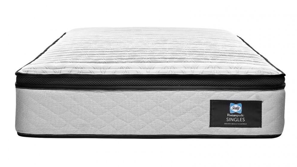 reputable site 905e3 ae861 Sealy PosturePedic Indigo Plush Extra Long Single Mattress