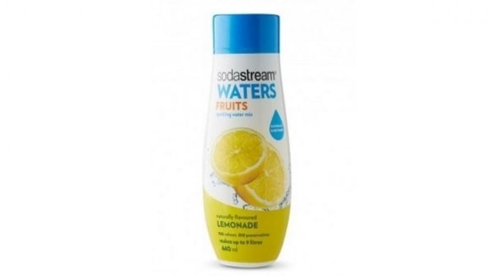 SodaStream 440ml Fruits Lemonade Syrup