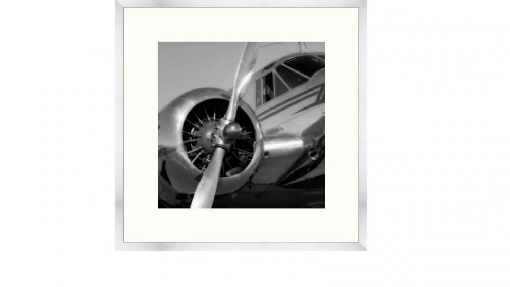 Aeronautical I Framed Print