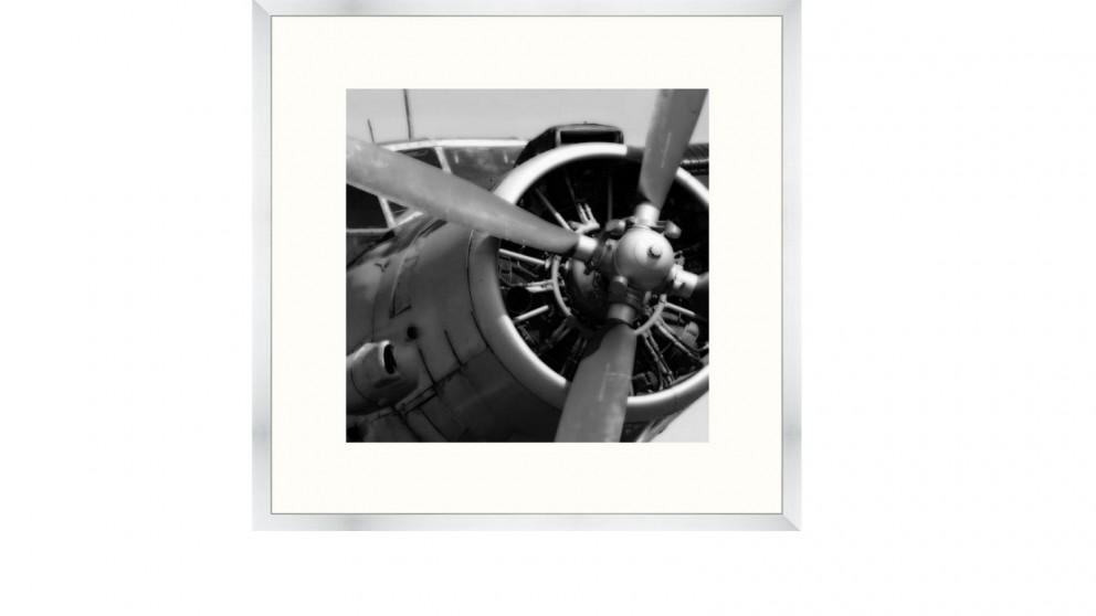 Aeronautical II Framed Print