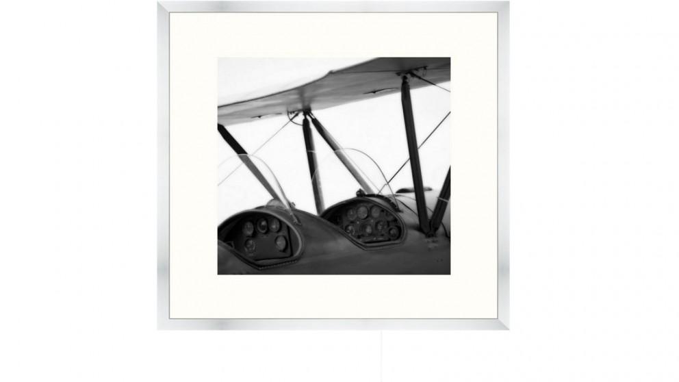 Aeronautical IV Framed Print
