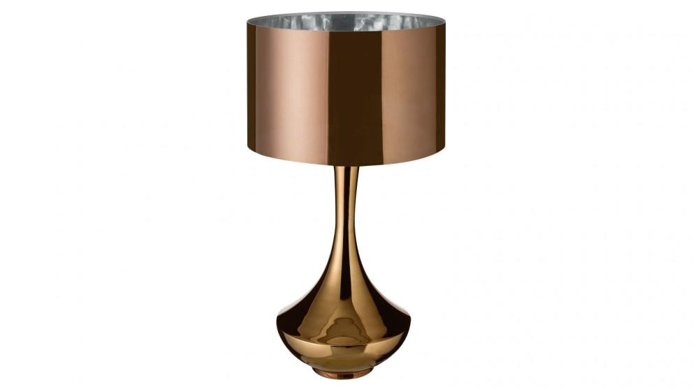 Allegra Table Lamp - Bronze