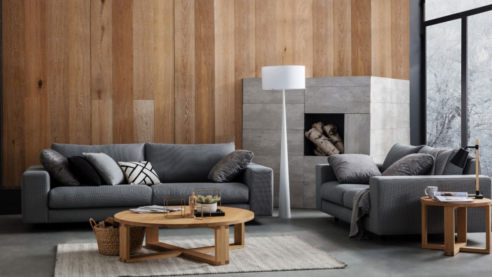 Almada Fabric Sofa
