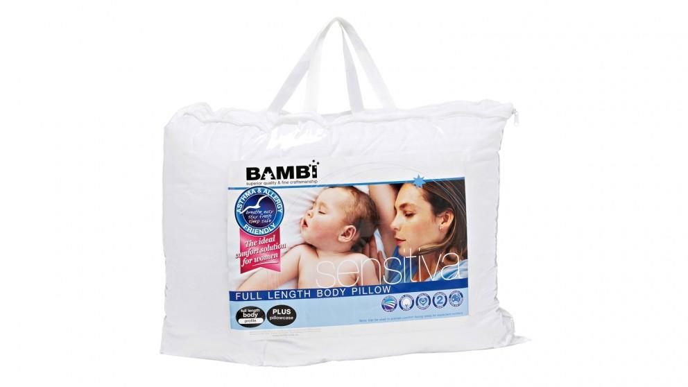 Bambi Sensitiva Body Pillow with Cover