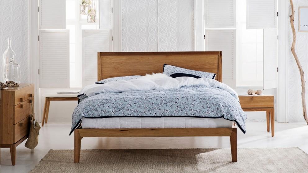 Lola Bed Frame - Natural