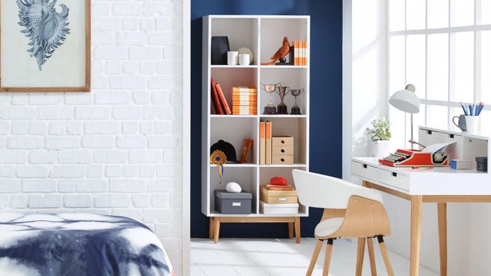 Snow Cube Bookcase