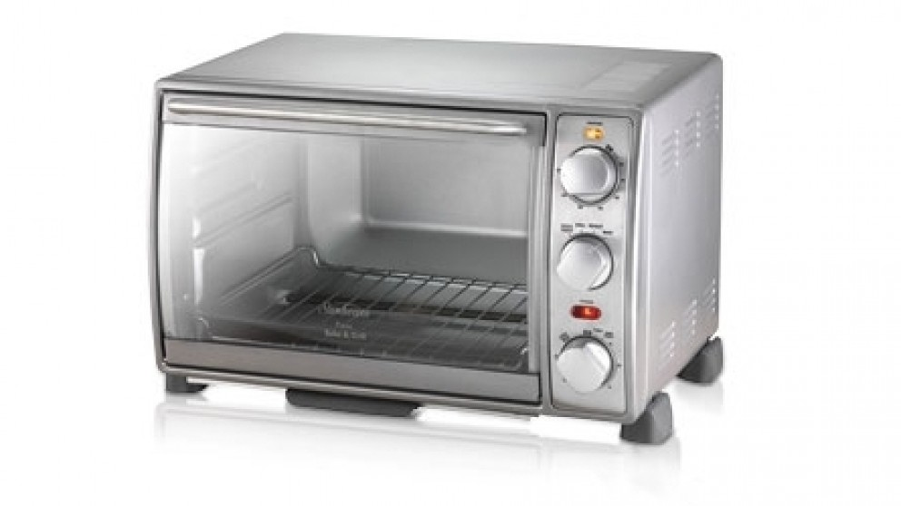 Sunbeam 19L Pizza Bake and Grill Compact Oven