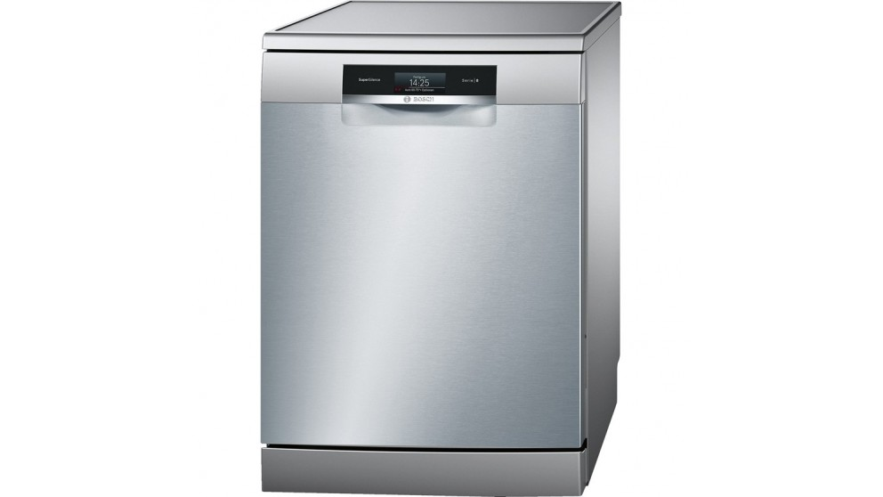 Bosch Serie 8 ActiveWater 60 Dishwasher - Stainless Steel