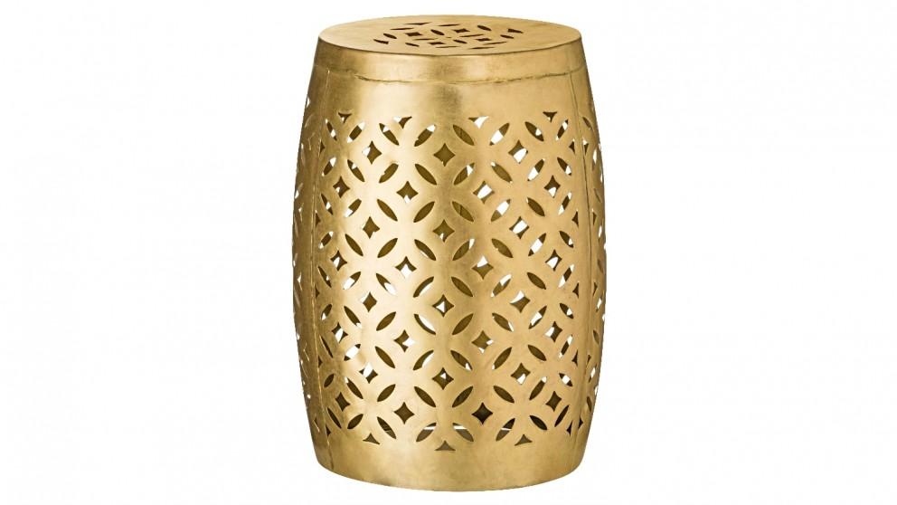 Brass Metal Stool