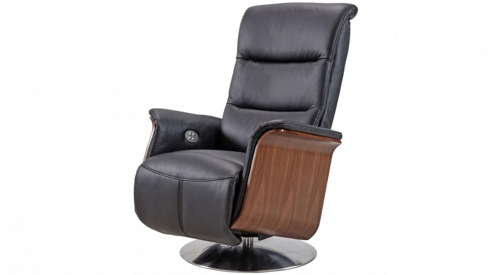 Taylor Leather Dual Motor Armchair