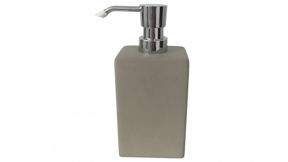 Concrete Soap Dispenser
