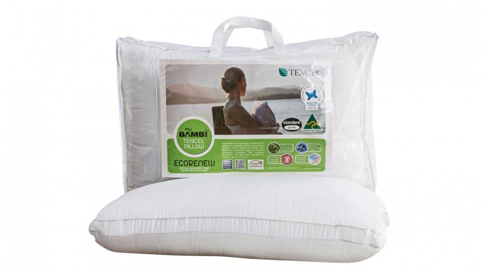 Buy Bambi EcoreNew Tencel Standard Pillow