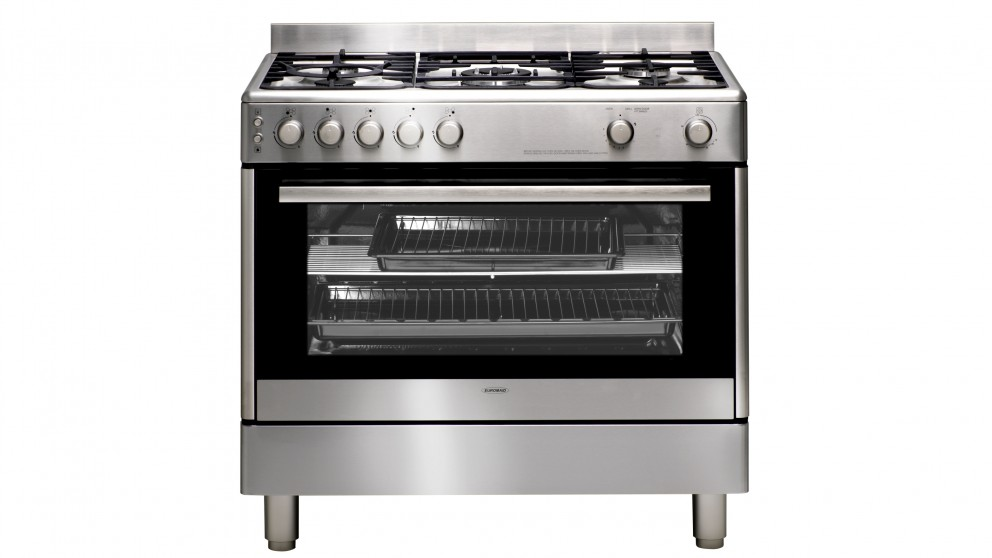 Euromaid 900mm Freestanding Gas Cooker