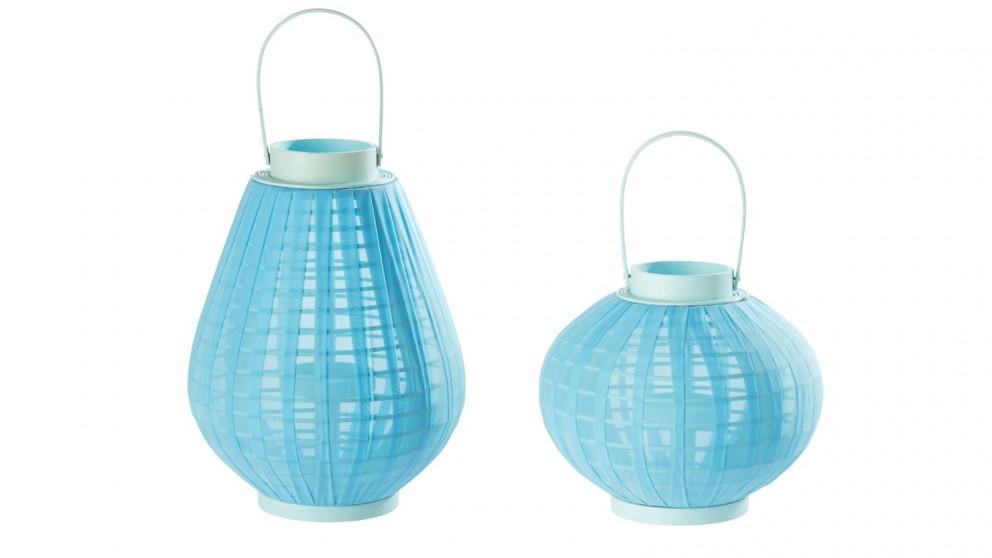 Fresh Lantern - Aqua