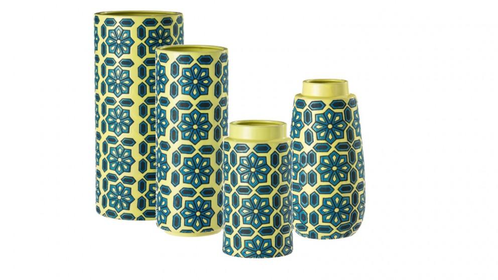 Spice Geo Vase