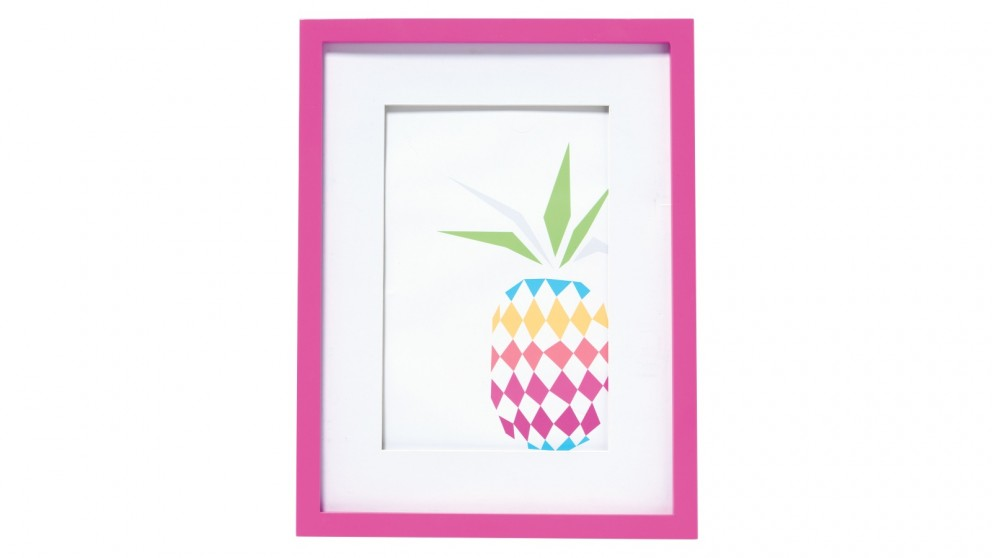 Flavour Box Frame - Pink